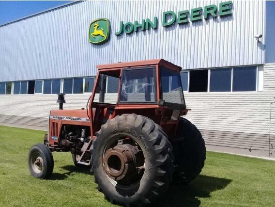 Vendo Tractor Massey Ferguson 1195 En Buen Estado