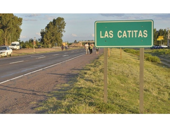 Vendo campo de 5000 has en Las Catitas, Mendoza