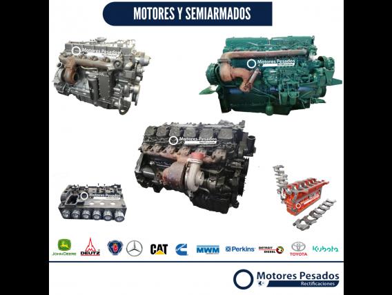 Venta De Motores Diesel Y Semiarmados