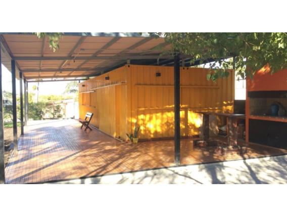 Vivienda En 2 Container Box House 40 Pies En Paraná