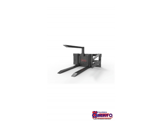 Volcador De Bins Adaptable A Montacargas/autoelevadore