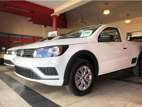 Volkswagen Saveiro C/s Trendline 2021 0Km