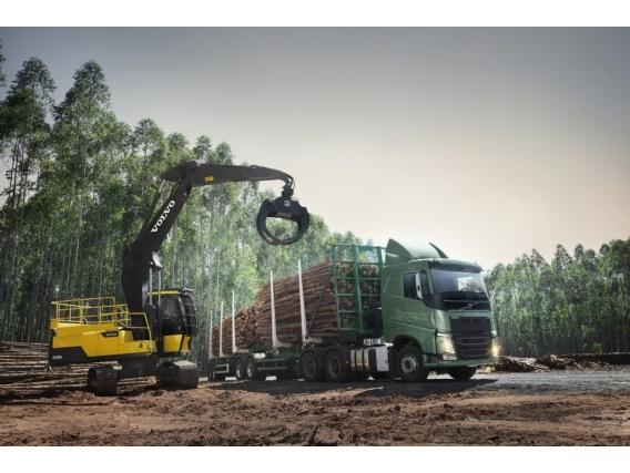 Volvo FH 6X4 T 500 EVO