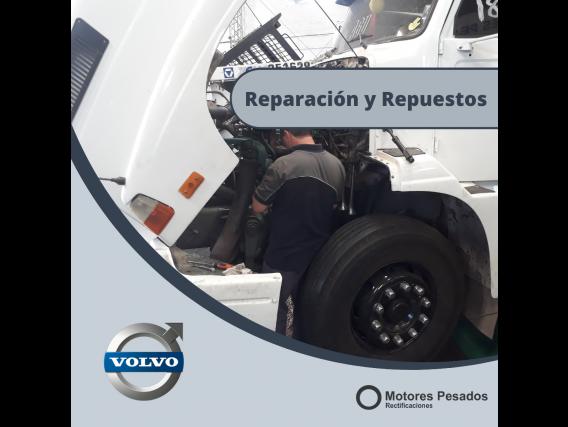 Volvo, Reparacion Y Repuestos Para Motor