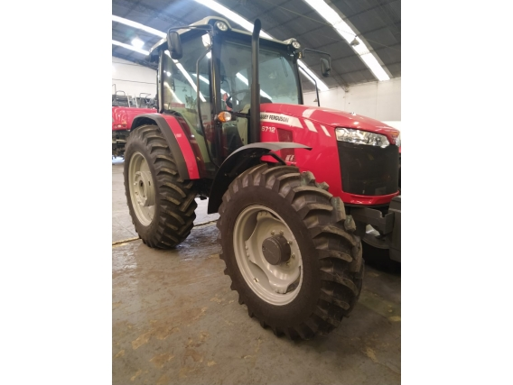 Tractor Massey Ferguson 6712 - Año: 2021