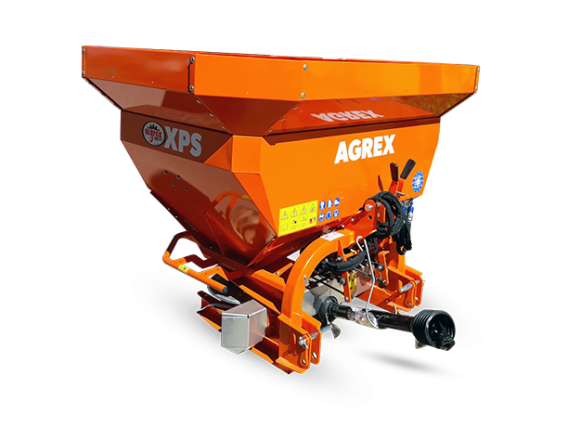 Fertilizadora Agrex XPS-1500