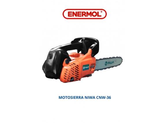 Motosierra a Explosión NIWA CNW-36