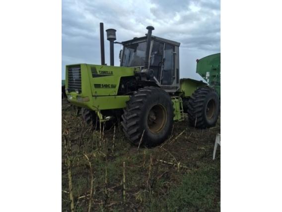 Tractor Zanello 540 CC