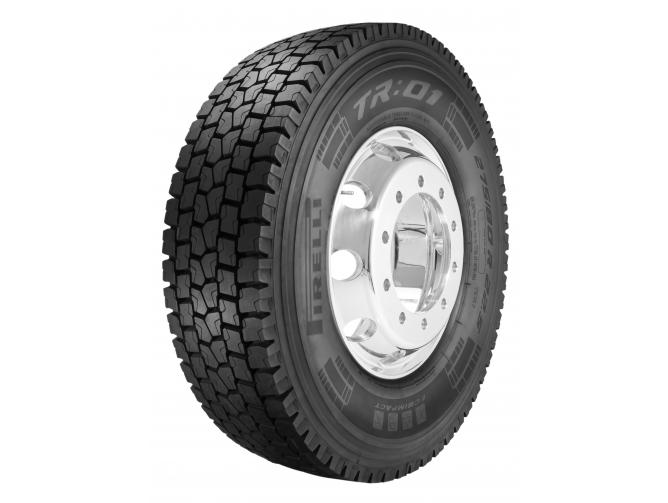 Neumático Pirelli 295/80R22.5Tl 152/148MMS TR:01