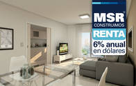 Departamento 2 dormitorios -San Martin 431 02-A