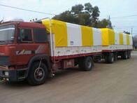 Lonas Para El Transporte,maquinas Agrícolas, Casillas .