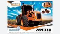 Tractor Zanello 560 Nv