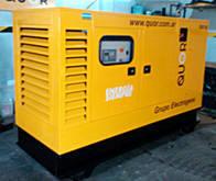 Grupo Electrógeno Diesel 45 / 50 kVA motor IVECO con Cabina Insonorizada