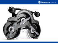Plataforma Para Rider Husqvarna De 103 Cm R316Tx