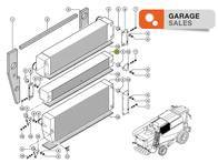 Radiador de aceite hidraulico CLAAS