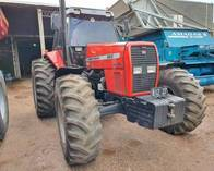 Tractor Massey Ferguson 680 - Año: 2007