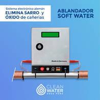 Ablandador Soft Water