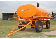 Acoplado Cisterna Comofra 3000 Lts Ovalado