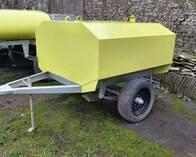 Acoplado Tanque Cisterna 1500 Litros