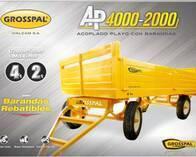 Acoplado playo Grosspal AP 2000