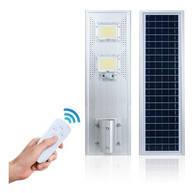 Alumbrado Público Solar 120 W Leblux Con Control