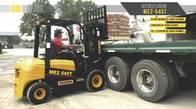 Autoelevador Michigan ME2 545T
