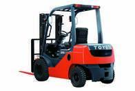 Autoelevador Toyota 8Fd40N Diesel 4 Toneladas
