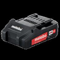 Batería Metabo LI-POWER2.0 AH