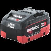 Batería Metabo LIHD 5.5AH