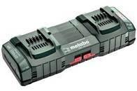 Cargador super rapido para dos baterias Metabo DUO ASC 145
