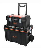 Carro Caja 2 En 1 Con Ruedas Tactix 320308