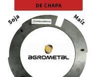 Contra Placa De Chapa Agrometal Para Maíz
