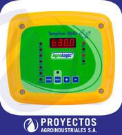 Controlador Climático Agrologic TempTron 304 - Cerdos