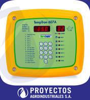 Controlador Climático Agrologic TempTron 607 - Cerdos