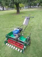 Cortadora de Cesped Helicoidal autopropulsada Tigre H50