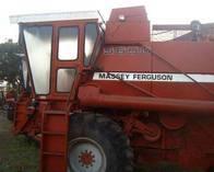 Cosechadora Massey Ferguson MF 5650