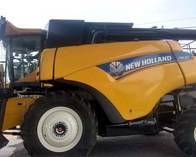 Cosechadora New Holland CR 6.0 Dual 4WD