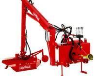 Desmalezadora Hidraulica Lavrale Rha 150 Articulada