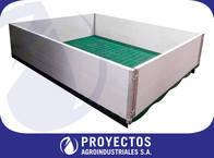 Divisorio Box Maternidad Pigrow 0,5 x 2 M