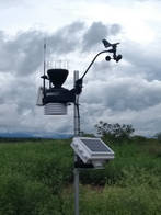 Estación Meteorológica Compacta Valley Davisa