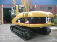 Excavadora Caterpillar 320 C Año 2006