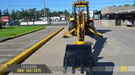 Excavadora Michigan 4WD 100/30TE
