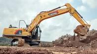 Excavadoras Lovol FR220D
