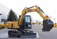 Excavadoras Lovol FR80E