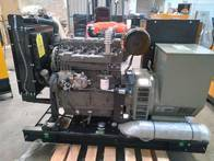 Grupo Electrógeno 25 kVA Abierto