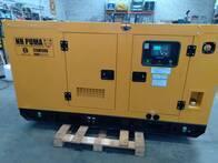 Grupo Electrógeno 25 kVA Cabinado
