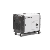 Grupo Electrógeno Daewoo DDAE9000SSE