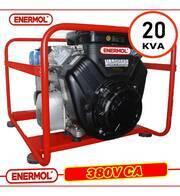 Grupo Electrógeno Fenk BS20000T a Nafta
