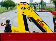 Hidrogrua Hyva Hbr60 6Tnm Peso Eq800 Kg Precio Anticipo