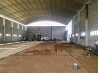 Instalacion Galpones Mucon Constructora